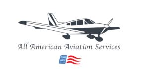 All american aviation services logo